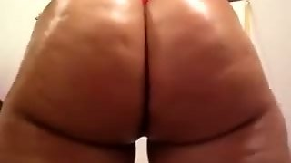 Thick Round Ass
