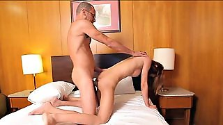 Tgirl Cute With Big Tits And Ass Takes Bbc