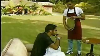 Marcio Gay Outdoor Sex