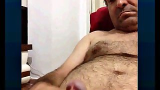 Father, Cock, Father In, Plays, Handjob Voyeur, Cock Voyeur, Plays With Cock, Handjob Father