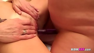 Mature Dykes Fuck With Sextoys