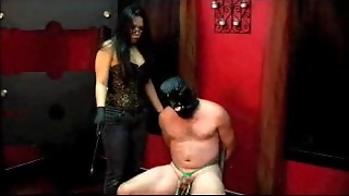 Ballbusting And Electricity