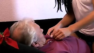 Young Skinny Teen Anal Bruce A Dirty Old Fellow Loves To Nai