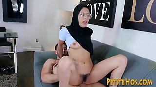Petite Arabs Ass Fucked
