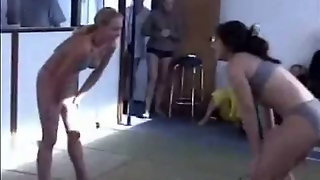 Catfight, Fights