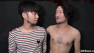 Amateur Asian Gays Sucking And Cumming
