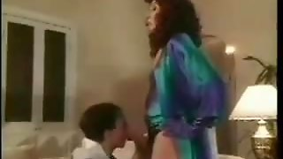 Vintage Tranny And Guy Have Sex