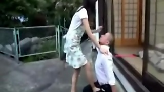 Japanese Moms Punish Bullies With Rough Sex
