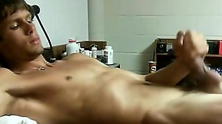 Hot Guy With Hot Cumshot