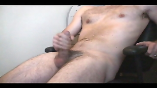 Male Masturbation While Watching Youporn
