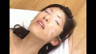 Japanese Fuck And Bukkake (Censored)