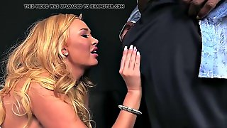 Summer Brielle Loves Big Black Cock
