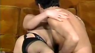 Group Sex, Pornstars, Hairy, Italian, Vintage
