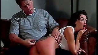 Bondage, Round Ass, Submissive Brunette, Busty, Hd, Spank, Spanking