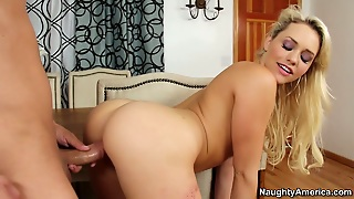 Blonde Hottie Mia Malkova Is Screwed Bad Doggy Style