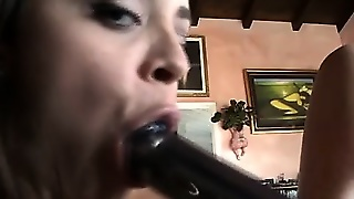 Fetish Bitches Sucking Dildos