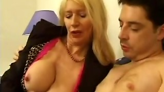 Anal Mature Mom Milf And Younger Man