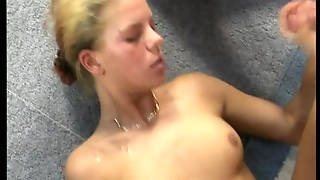 Monika Sommer And Friend Gets Classic  Gangbang