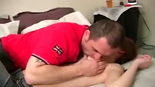 Sweet Party Chick Gets Good Fucked And Oral Sex In Bed