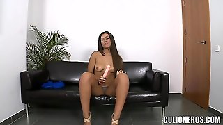In This Fall Fancy Klara Gold Dresses In That Mature Skirt That Show Her Crazy Waist. Still Klara Gold Wants To Be Banged By His Gigantic Penis In Her Nasty Deep Throat