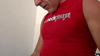 Mature, Oral Sex, Blowjob, Hairy, Anal Sex, Gay Couple, Cum Shot, Gay, Anal