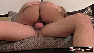 Big Tits Amateur Casting With Cum On Face