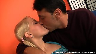 Couple Pleasures The Hot Babysitter
