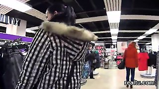 Stellar Czech Teenie Is Seduced In The Mall And Penetrated I