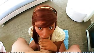 Only Teen Blowjob