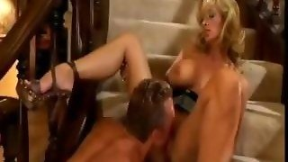 Stormy Daniels  Fuck At The Stairs