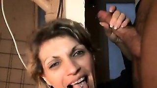 French Lady Double Penetrated