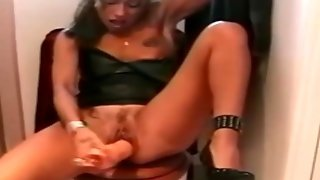 Big Sister Masturbates, Squirts And Squirts And Squirts With Dildo - More Videos On 366Cams.ml