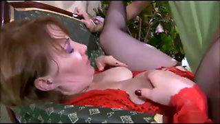 Son Cums Inside Mom