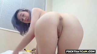 Hardcore Solo Anal Roleplay