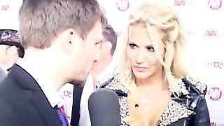Pornhubtv Jessica Drake Interview At 2012 Avn Awards