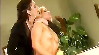 Lesbian Ass Spanked Red