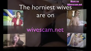Japanese Man Share His Wife With Friend On Cam