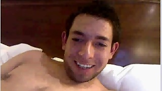 Amateur Gay Jerking Off Via Webcam