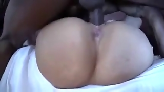 Anal, Creampie, Interracial