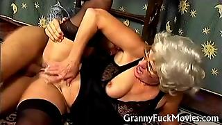 Hardcore 70Plus Granny Sex