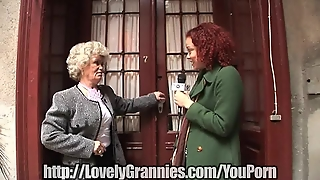Interview The Granny