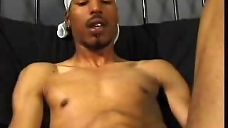 Intense Cock Sucking Black Dudes