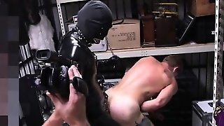 Biggest Gay Dick Dungeon Master With A Gimp