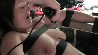 Filthy Shaz Medical Lesbian Fetish And Doctors Electro Bdsm