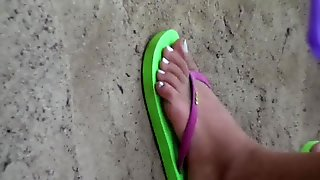 Philippine Beach Feet 3