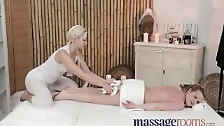 Young Innocent Lesbian Massage Rooms