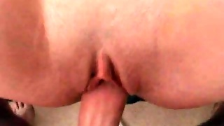 Fucking A Shaved Teen Cunt In Missionary