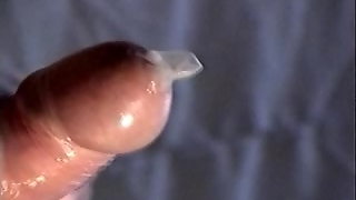 Ejaculation In Condom