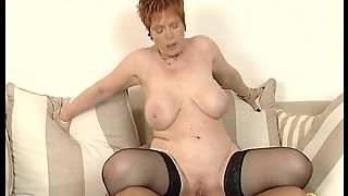 Big Titted Babe Gets Banged