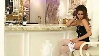 Sexy Asian Porn Star Charmaine Star Looks Fantastic In
